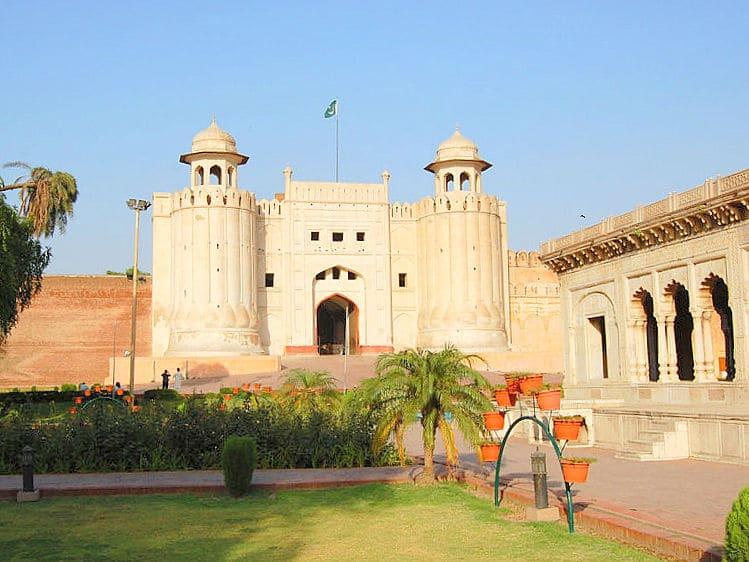 Forte de Lahore UNESCO Paquistao