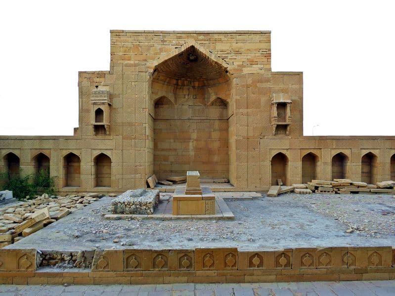 Monumentos Historicos de Makli UNESCO Paquistao