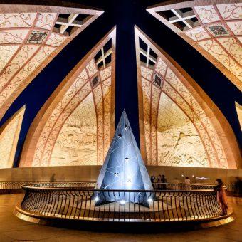 Monumento Nacional do Paquistão