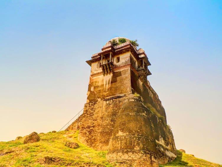 Forte de Rohtas UNESCO Paquistao