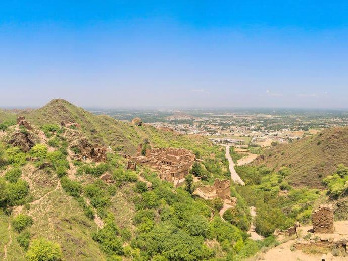 Takht-i-Bahi UNESCO Paquistao
