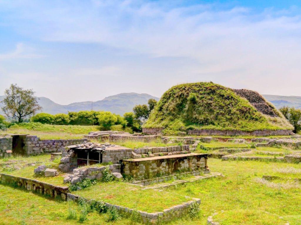 Taxila UNESCO Paquistao