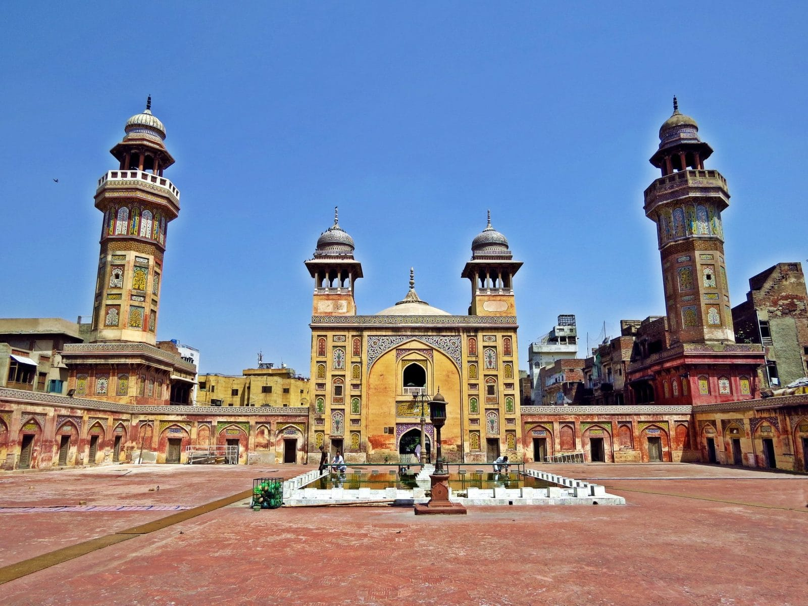 UNESCO Patrimonio Mundial da Humanidade no Paquistao