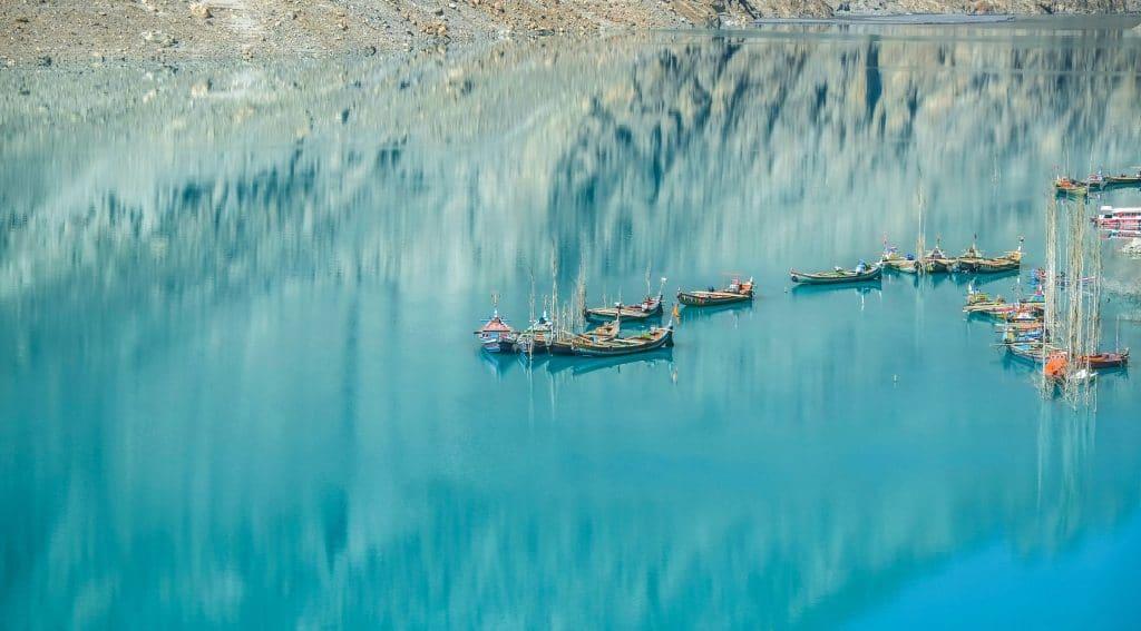 Vale de Gilgit Paquistão