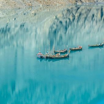 Vale de Gilgit Paquistao