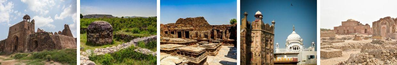 Lugares UNESCO no Paquistão